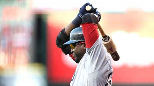 Ortiz Ties All-Time Hits Record By DH