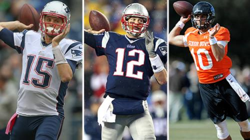 Over/Under 2.5 Quarterbacks On Patriots Week 1 Roster?