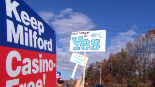 Patrick: State Casino Law Working As Designed