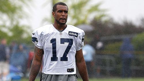 Patriots Blog: Dobson Turning Heads, Collins 'Crazy Athletic'