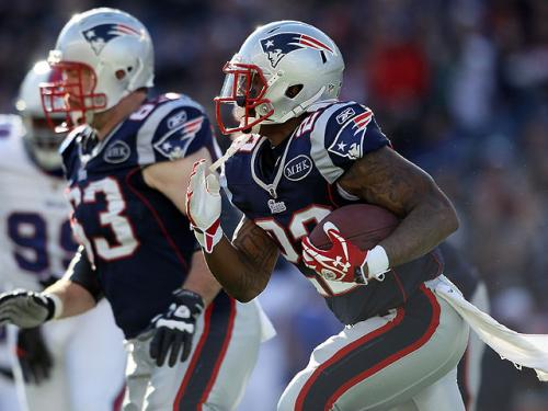 Patriots Blog: Ridley's New Approach