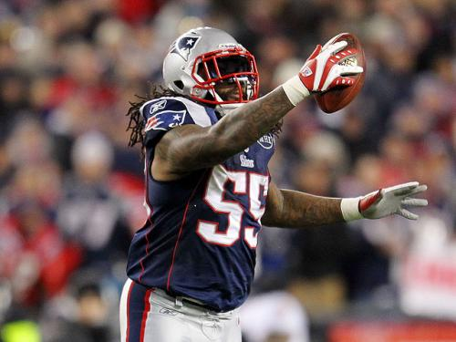 Patriots Blog: Spikes Returns, Looking To 'Be A Shark'