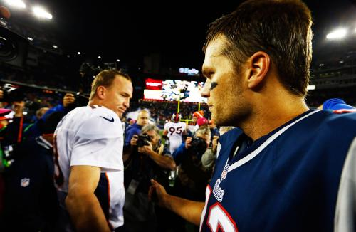 Patriots Blog: Tom Brady-Peyton Manning Matchup Sure To Live Up To Hype