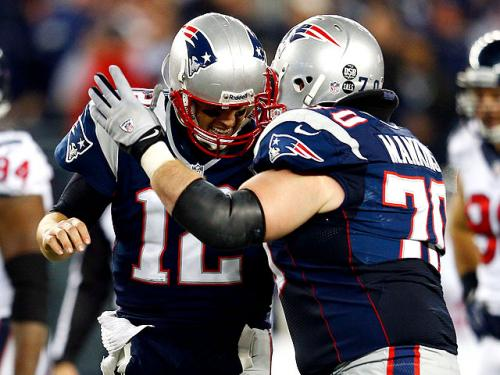 Patriots' Brady, Mankins, Slater, Talib Selected To 2014 Pro Bowl