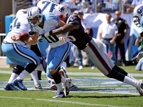 Patriots Defense Impressive Behind Big Play By Rookies