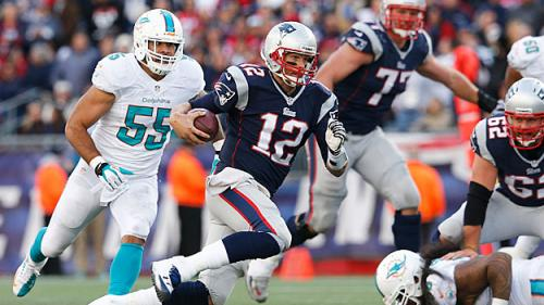 Patriots-Dolphins Week 15 Notes And Fun Facts