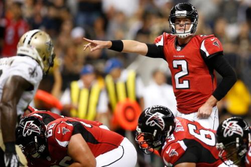 Patriots Facing Real Test Against Falcons On National Television