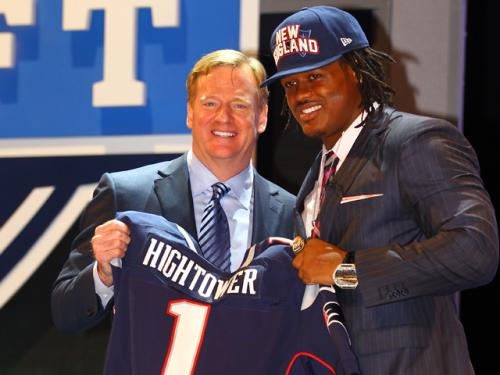 Patriots Get High Grades From Experts For First-Round Picks