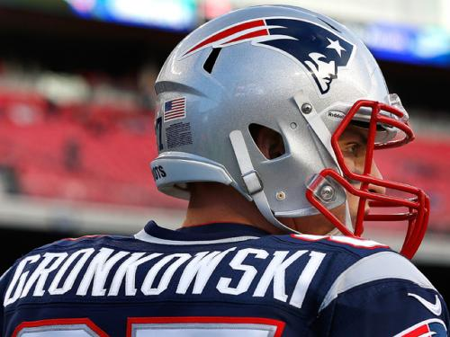 Patriots Injury Report: Gronkowski Among 19 Questionable vs. Jacksonville