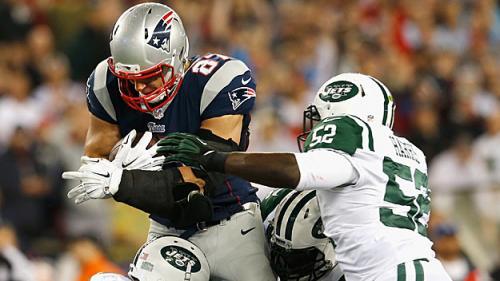 Patriots-Jets Week 16 Predictions