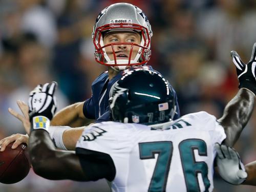 Patriots Live Blog: Eagles Win 27-17