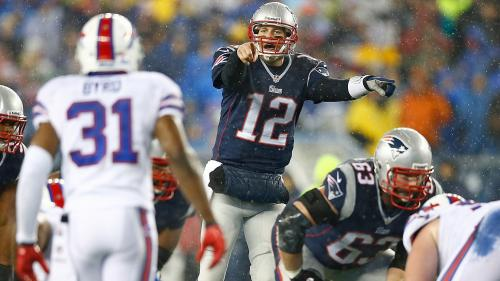 Patriots Live Blog: Pats Close Out 34-20 Victory Over Bills, Secure First-Round Playoff Bye