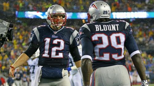 Patriots Live Blog: Pats Win 43-22 To Advance To AFC Championship Game