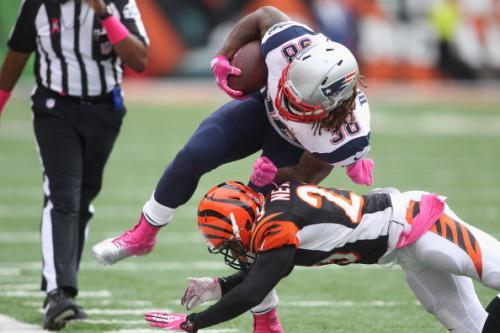 Patriots Offense Disappears, Brady Loses TD Pass Streak In Loss To Bengals