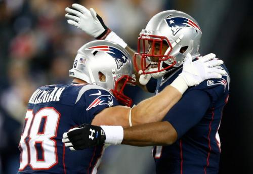 Patriots On Track For High Playoff Seed