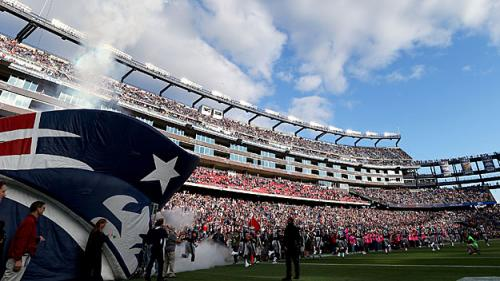 Patriots 2014 Preseason Schedule Announced