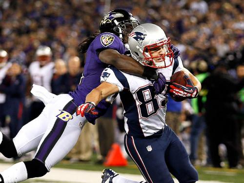 Patriots Ready For Another Physical Match Up With Ravens