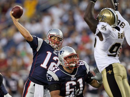 Patriots, Saints To Hold Joint Practice At Gillette