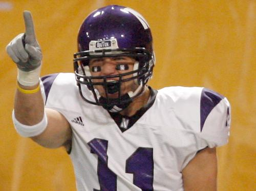 Patriots Select Northwestern Wide Receiver Jeremy Ebert With Team's Final Pick Of NFL Draft