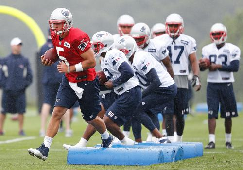 Patriots Training Camp Blog: What To Watch For On Day 2
