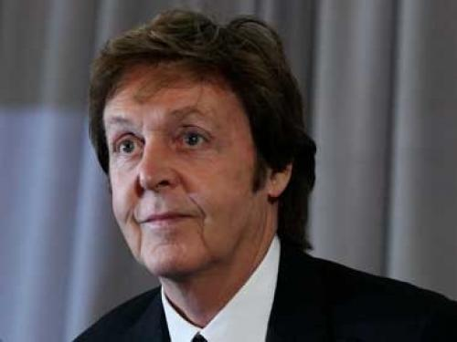Paul McCartney To Play July Show At Fenway Park