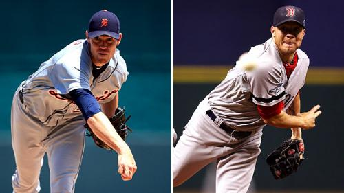 Peavy, Fister Set To Face Off In ALCS Game 4