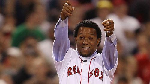 Pedro Martinez Does 'Boom Goes The Dynamite' For Postseason Ad