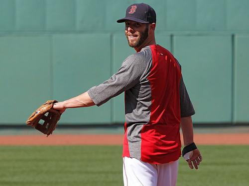 Pedroia Returns To Red Sox Lineup Batting Third
