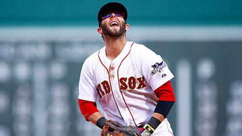 Pedroia To Have Wrist Examined In Boston