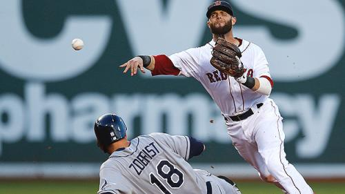 Pedroia Wins Second Straight Gold Glove, Fourth Overall