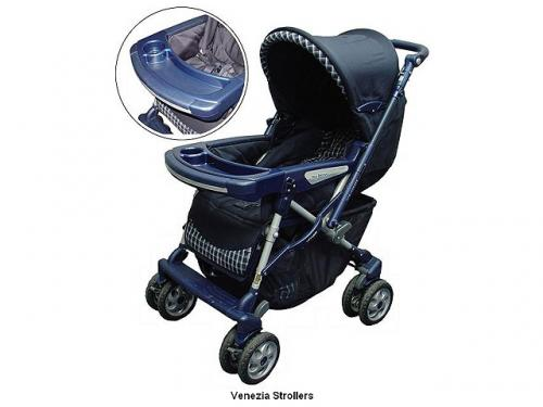 Peg Perego Recalls Hundreds Of Thousands Of Strollers