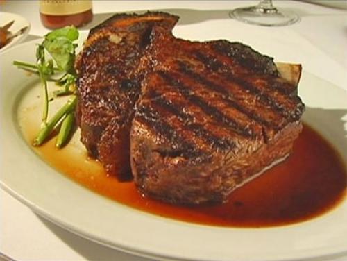 Phantom Gourmet: Abe And Louie's In Boston