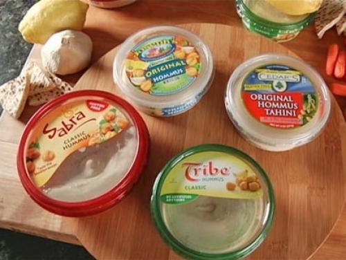 Phantom Gourmet: Hummus Taste Test