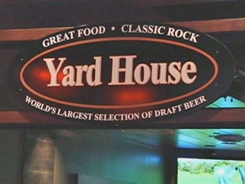 Phantom Gourmet: Yard House In Dedham