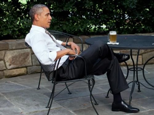 Politics: White House Releases Its Home-Brewed Beer Recipe