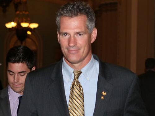 Poll Finds Scott Brown Popular Choice For Governor