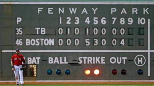 Postseason Baseball Returns To Boston In Perfect Fashion For Red Sox