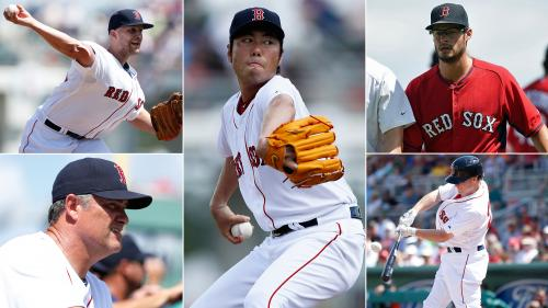 Potential Peaks, Pitfalls For 2015 Red Sox