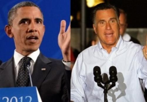 Presidential Forum: Obama, Romney Tackle 10 Topics In 10 Days HERE