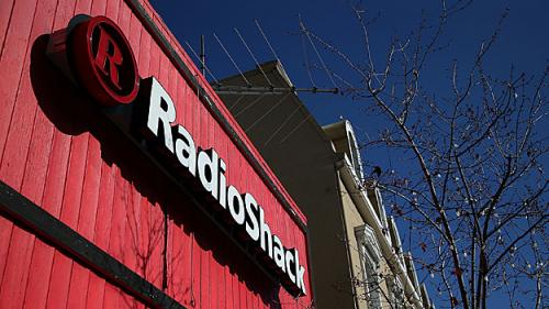 RadioShack Plans To Close Up To 1,100 Stores
