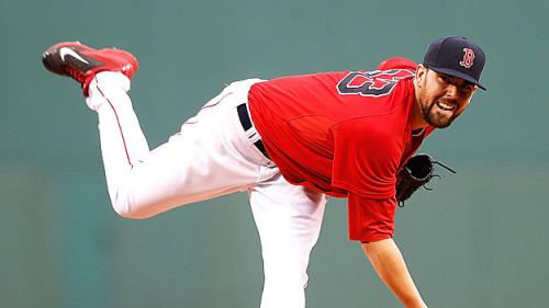 Ranaudo To Start Wednesday As Red Sox Skip Workman