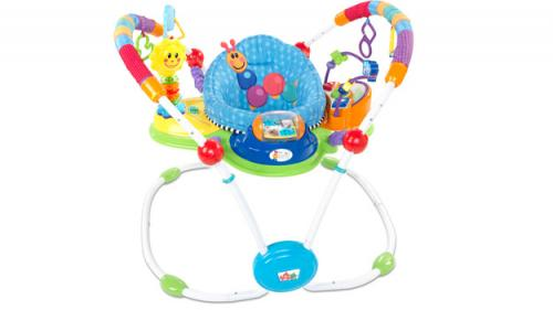 Recall Issued For Baby Einstein Activity Jumpers