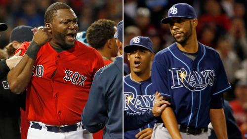 Recapping The David Ortiz-David Price Fenway Feud From The Weekend