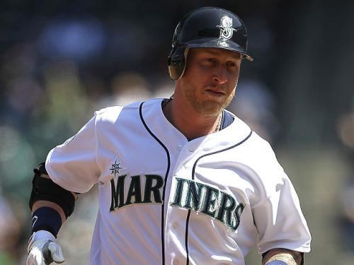 Red Sox Acquire 1B/OF Mike Carp From Mariners