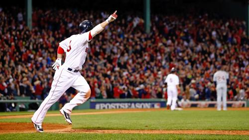 Red Sox Advance To World Series With 5-2 Win Over Tigers