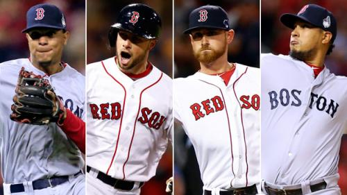 Red Sox Agree To 1-Year Deals With 19 Players On Major League Roster
