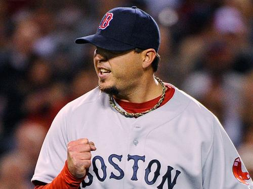 Red Sox' Beckett Thinks 'Everything Is Good' With Thumb