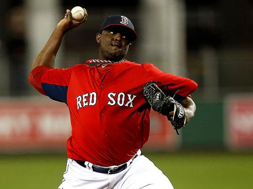 Red Sox Call Up RHP Rubby De La Rosa