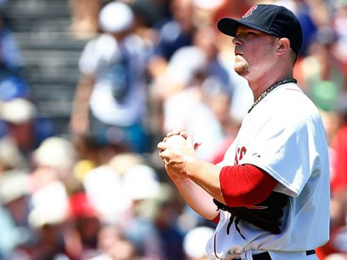 Red Sox Can't Give Up On Jon Lester