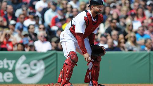 Red Sox Catcher David Ross: 'We're Working Hard, Trying To Get Things Back On Track'